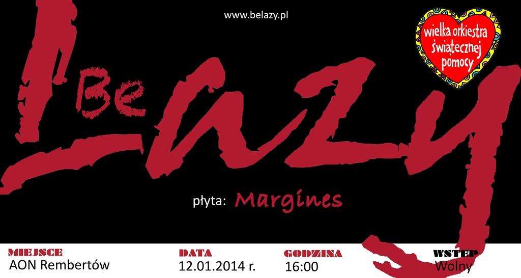 Plakat Lazy wosĚ p