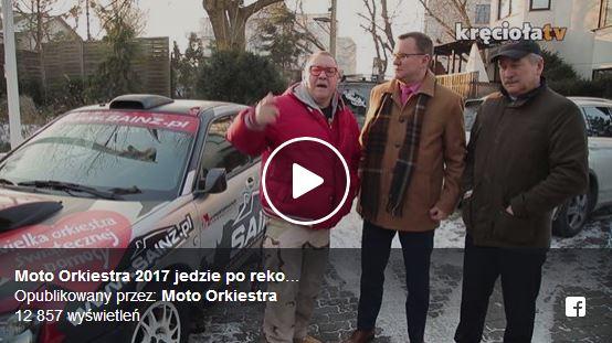 Moto Orkiestra jedzie po rekord !