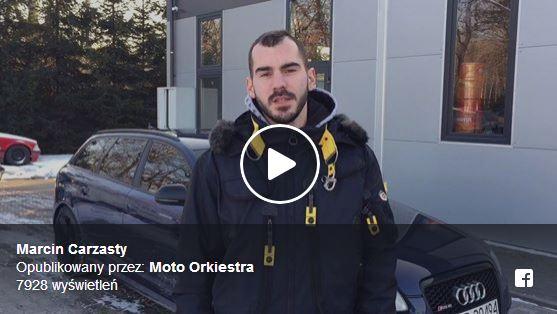 Marcin Steve Carzasty zaprasza na Moto Orkiestrę!