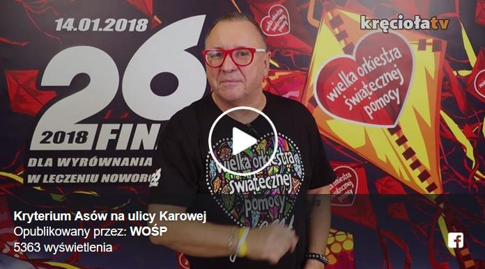 Jurek Owsiak przypomina o aukcji z Kajto!